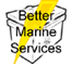 Logo for San Diego marine electrical, mechanical troubleshooting, boat repair, computer services, ABYC certified electrician, and general yacht maintenance and repair.